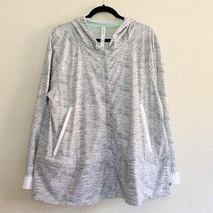 Lululemon Sun Showers Water Resistant Jacket